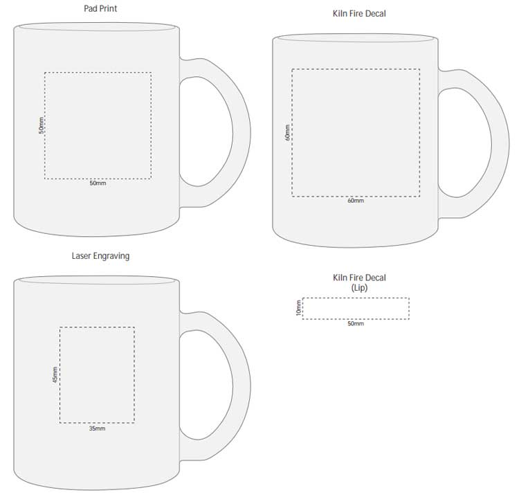coffee mug template printable bing images. Black Bedroom Furniture Sets. Home Design Ideas
