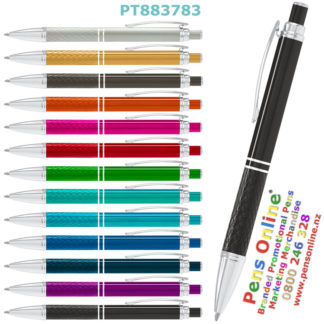 Electron Anodised Metal Pens (PT883783)