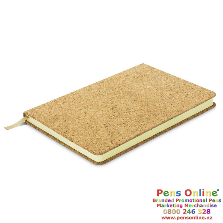 Cork Cover Notebook