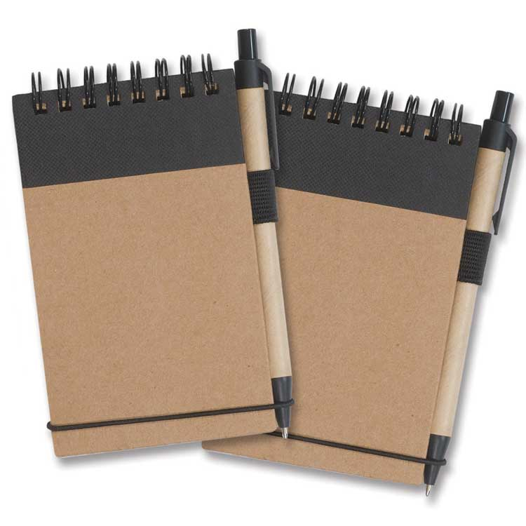 PT899066_Eco-friendly notebook & pen combo