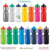 750ml Self-Sealing Plastic Drink Bottle - Mix 'n Match