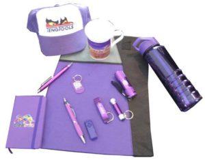 Colour Story - Purple Brand Story