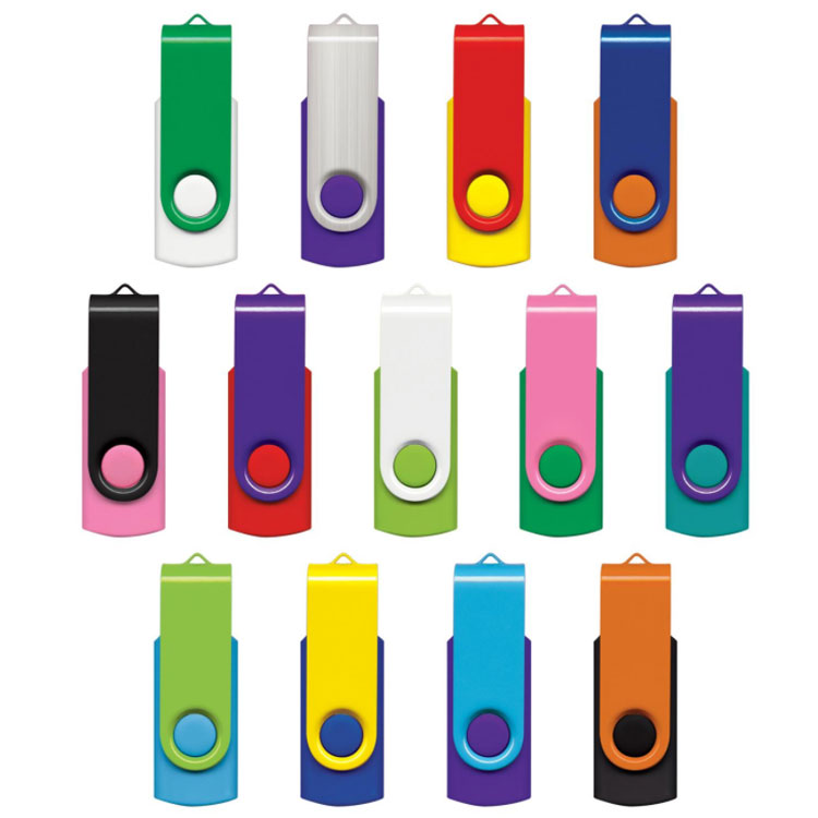 USB Drives - Mix 'n Match Colours